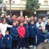 Il Tg itinerante di Rai 3 a Vado Ligure. Presenti anche i tesserati del Vado FC con la mitica Coppa Italia